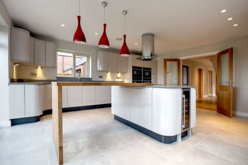 Bespoke new builds in North Kilworth ready for viewing