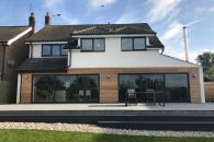 House in Upper Broughton given stylish finish
