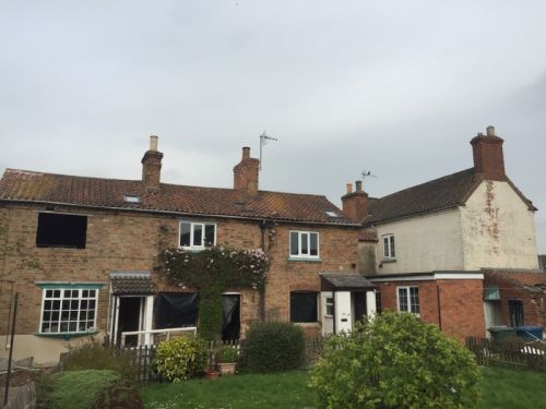 Radcliffe-on-Trent - cottage conversions now complete!