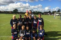 Proud to sponsor Sherwood Under 11s Football Team